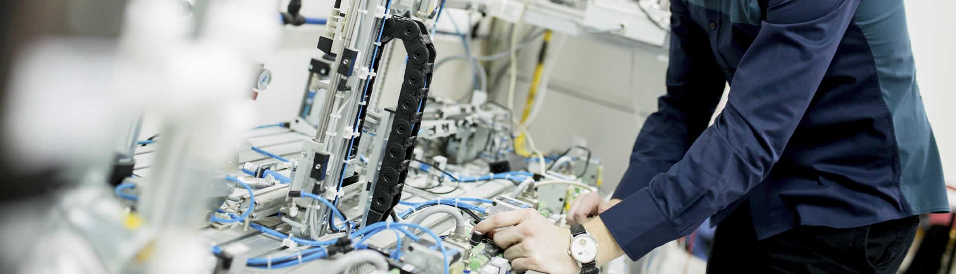 Branche Maschinenbau, Ingenieur