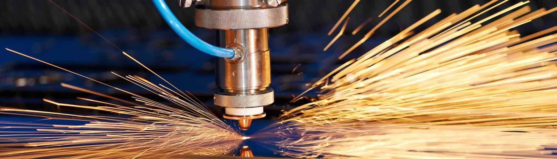 Branche Maschinenbau_Laserschneider