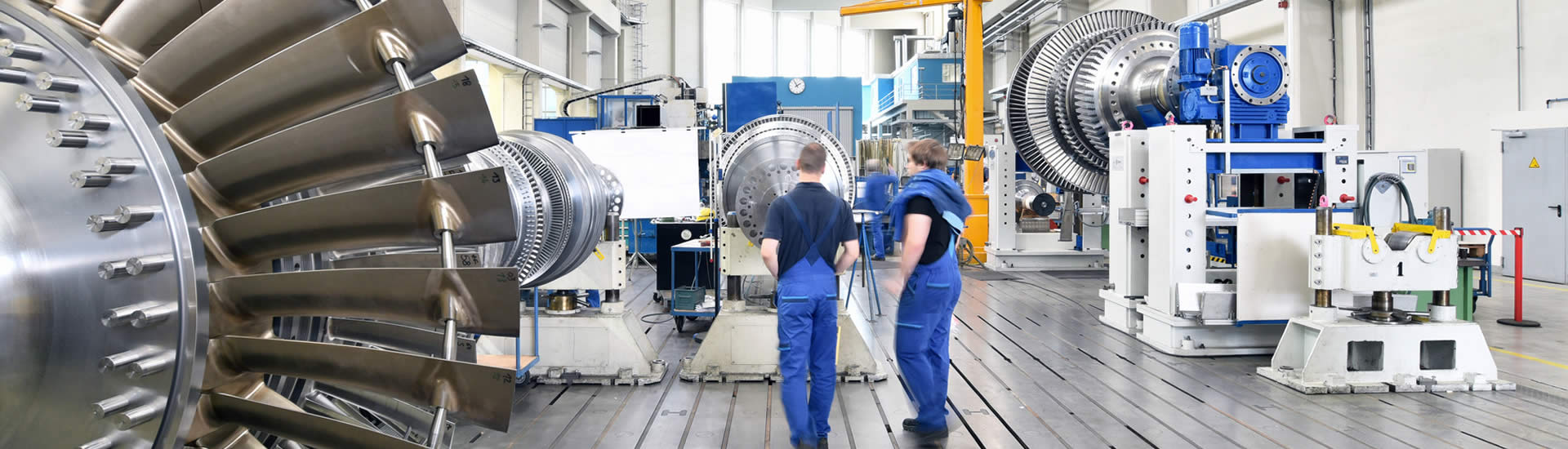 Maschinenbau Branche