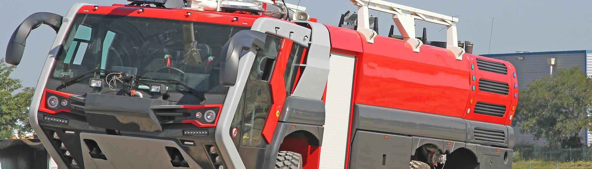 Sonderfahrzeug Feuerwehr